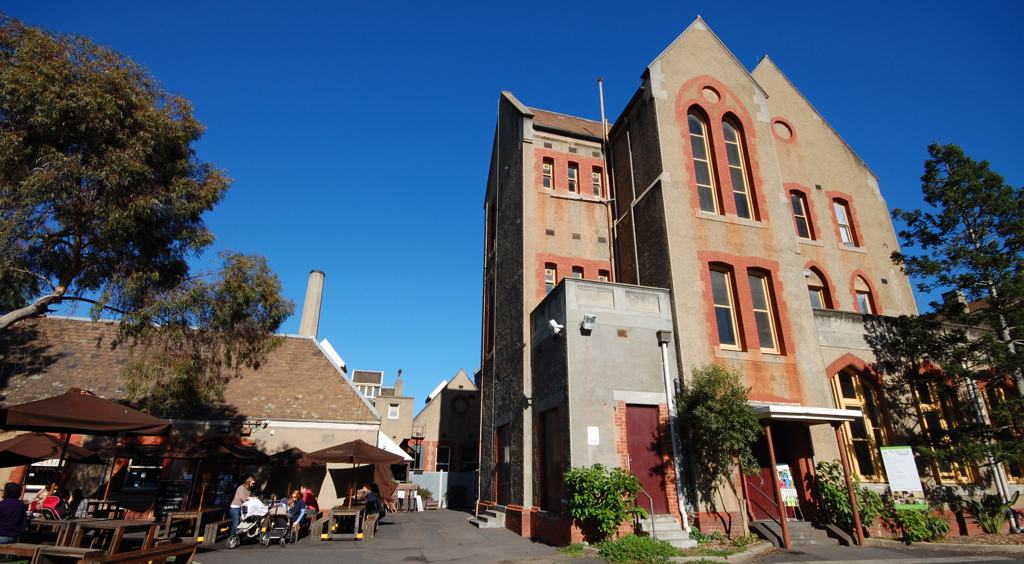 Abbotsford Convent Cafe