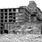 "Abandoned city near Nagasaki – ""Skyfall"" location for James Bond"