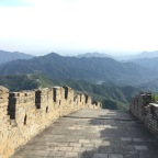 Solitude on the Great Wall of China – Mutianyu