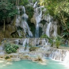 A most wonderful waterfall, Laos