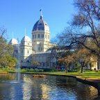 World Heritage building – Royal Exhibition Building & Carlton Gardens